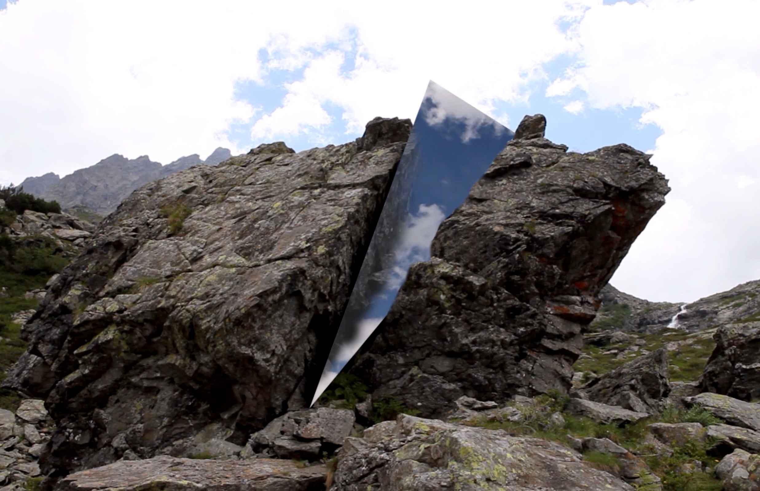 Alberto Rocchetti Scratch stone render 2017